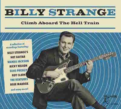 V.A. - Billy Strange Climb Aboard The Hell Train