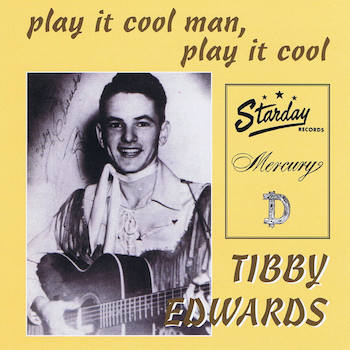 Edwards ,Tibby - Play It Cool Man ,Play It Cool