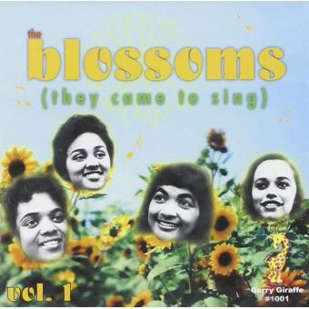 Blossoms ,The - The Blossoms Vol 1