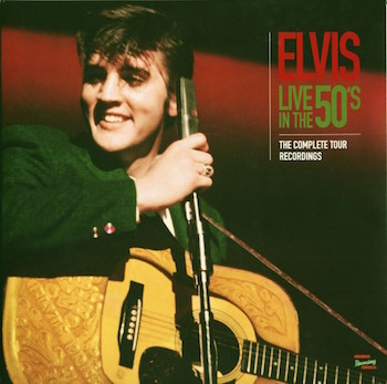 Presley ,Elvis - Elvis Live In The 50's : The Complete (rsd2016)