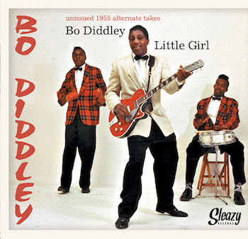 Diddley ,Bo - Bo Diddley + 1 : Unissued 1955 Alt Takes