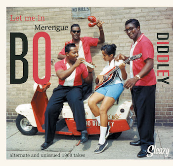 Diddley ,Bo - Let Me In + 1 : Unissued 1960 Alt Takes