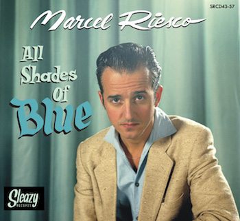 Riesco ,Marcel - All Shades Of Blue ( cd)