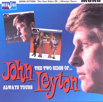 Leyton ,John - 2on1 The Two Sides Of .. / Always Yours